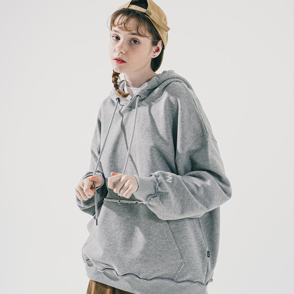 fairplay142-[[9/30배송][더블유브이프로젝트] 라이즌 후드 그레이 JIHD7535]♡韓國男裝上衣