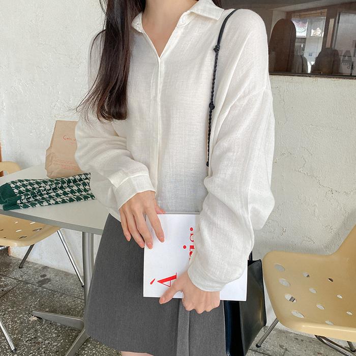 09women-[로체틴 데일리 크롭 남방 61402]♡韓國女裝上衣