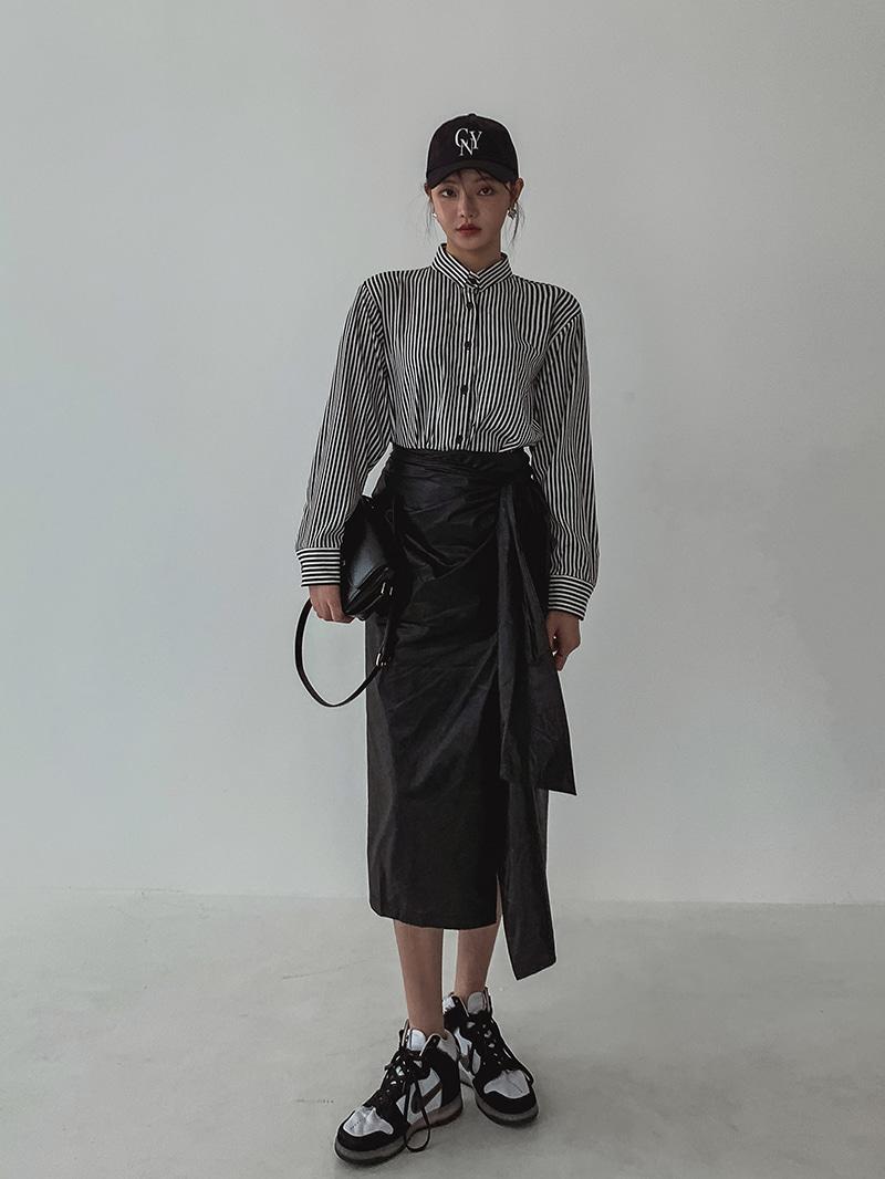 crazygirls-매니쉬ST셔츠-sh♡韓國女裝上衣