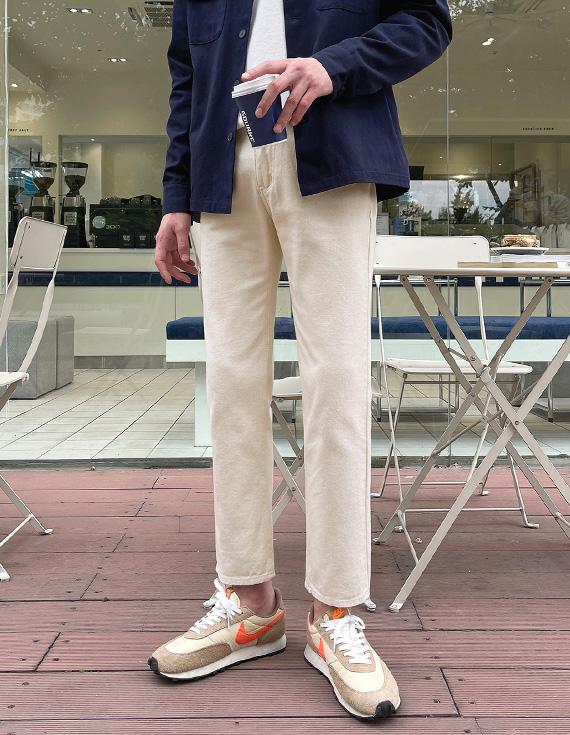 jogunshop-[르메론 히든밴딩 베이직 코튼팬츠S~XL(28~34)]♡韓國男裝褲子