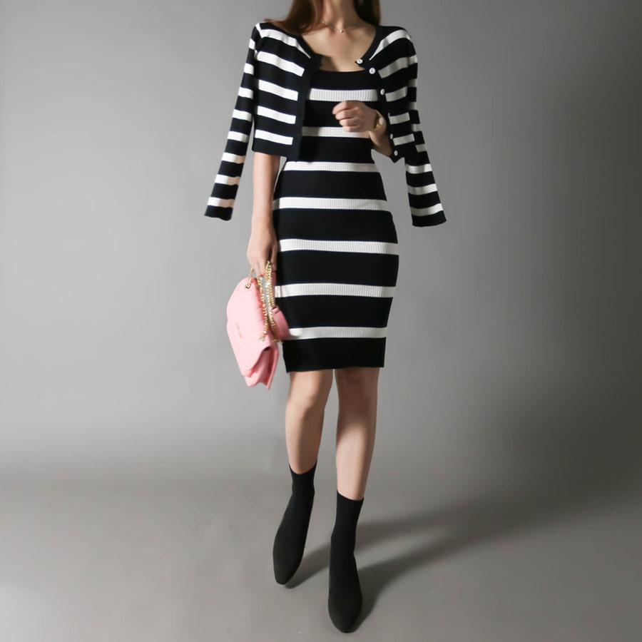 blancjo-♡韓國女裝連身裙套裝