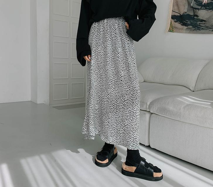 lylon-레일리호피롱스커트♡韓國女裝連身裙