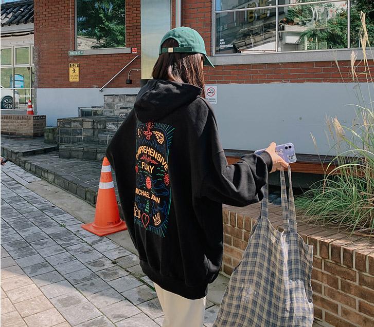 lylon-프랑키후드티♡韓國女裝上衣