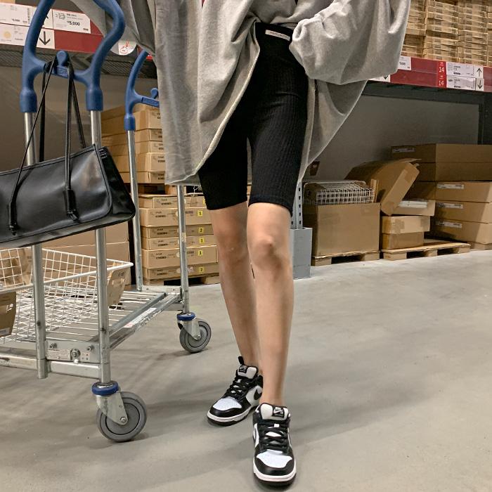 deepny-토미패치5부레깅스♡韓國女裝褲