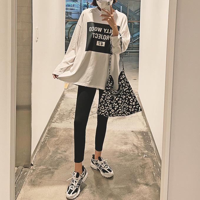 wingsmall-굿포유(기본레깅스)♡韓國女裝褲