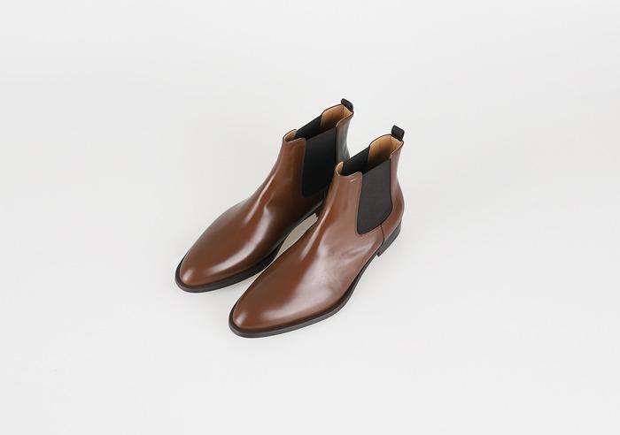 prostj-테네시 첼시 부츠 (2colors)♡韓國女裝鞋
