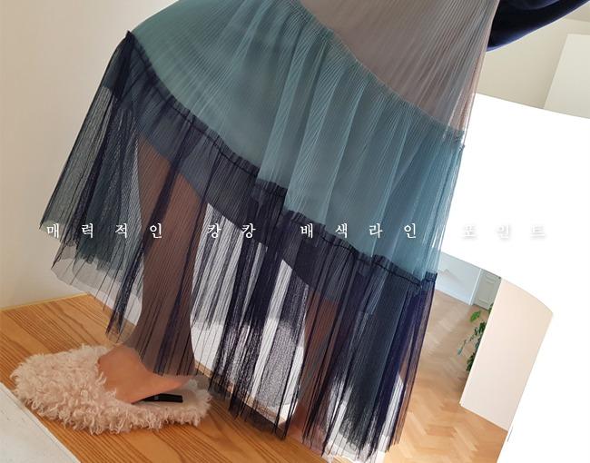helloyoonsoo-3가지소원 캉캉스커트♡韓國女裝裙