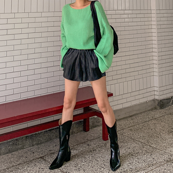 planj-에이미 루즈핏 니트♡韓國女裝上衣