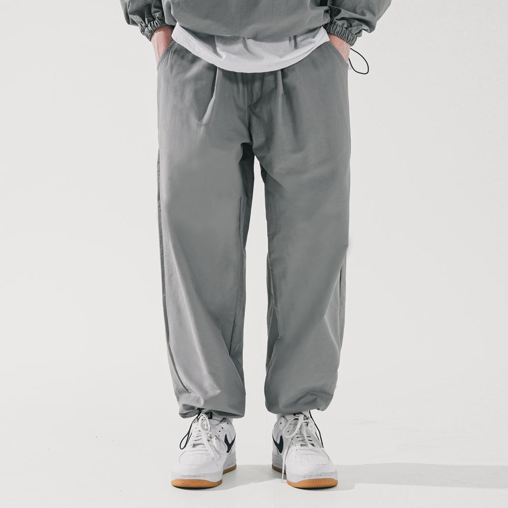 fairplay142-[[9/17배송][더블유브이프로젝트] 뉴월드 스트링 팬츠 그레이 KMLP7512]♡韓國男裝褲子