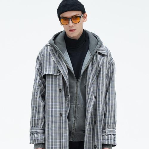fairplay142-[[퍼스텝] 리벨리온 트렌치코트 2종 JUOT4273]♡韓國男裝外套