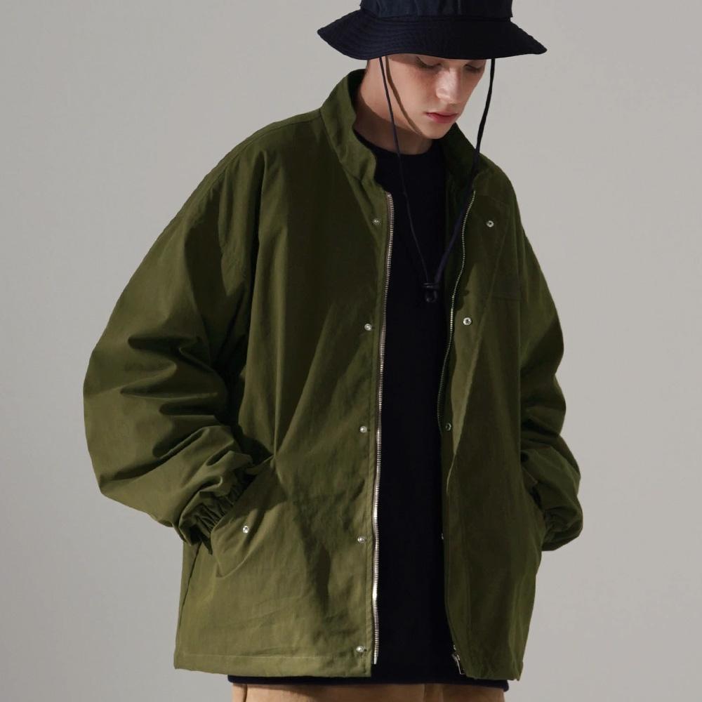 fairplay142-[[9/30배송][퍼스텝] 모더레이트 자켓 카키 BJOT4445]♡韓國男裝外套