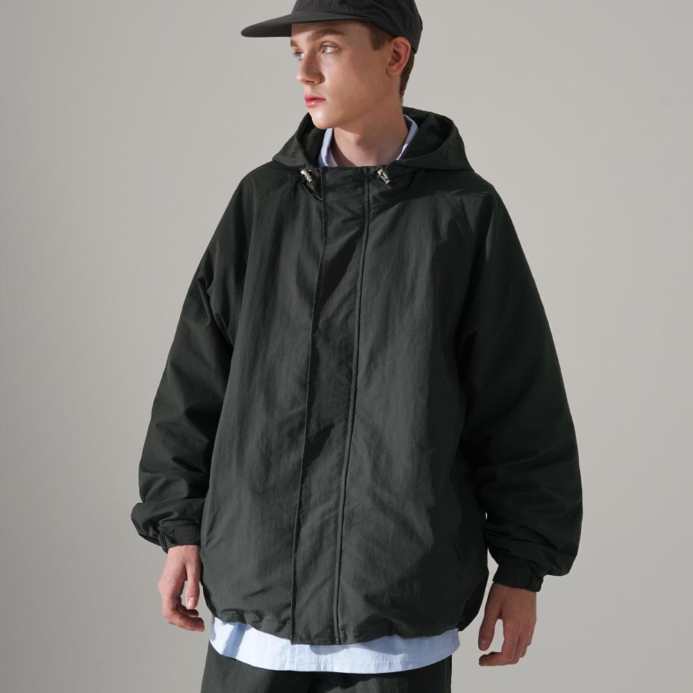 fairplay142-[[10/1배송][퍼스텝] 컴피 나일론 자켓 다크그레이 JUOT4451]♡韓國男裝外套