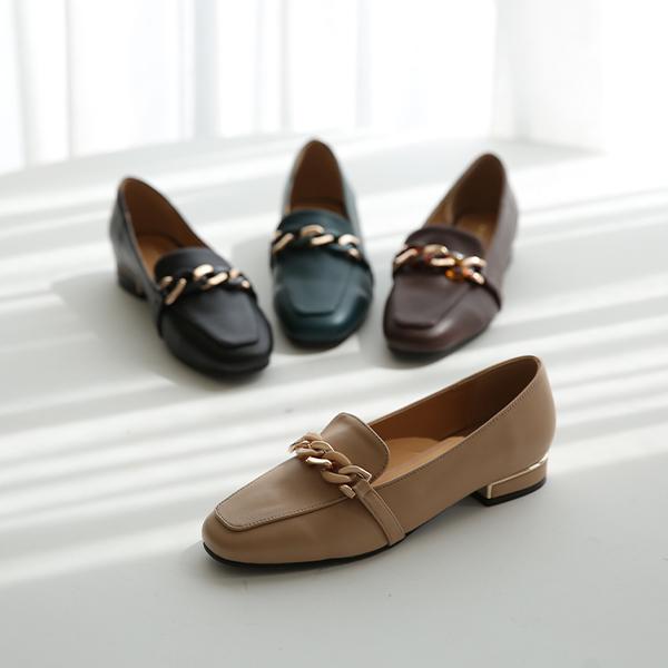 canmart-[로이드체인로퍼 C090956]♡韓國女裝鞋
