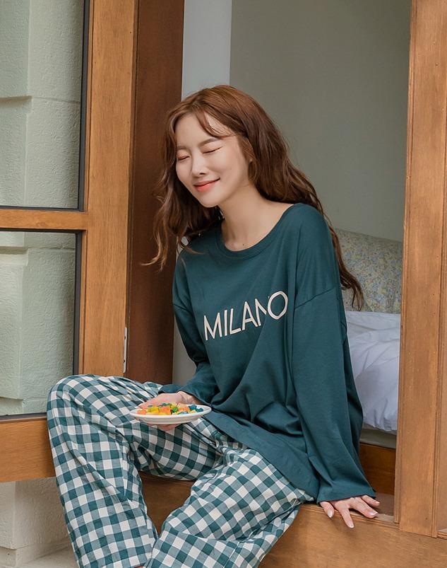 loloten-밀란 티셔츠♡韓國女裝上衣