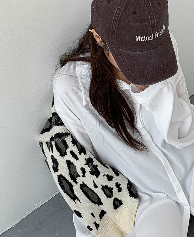 merongshop-[무료배송] 프렌즈 워싱 캡♡韓國女裝飾品