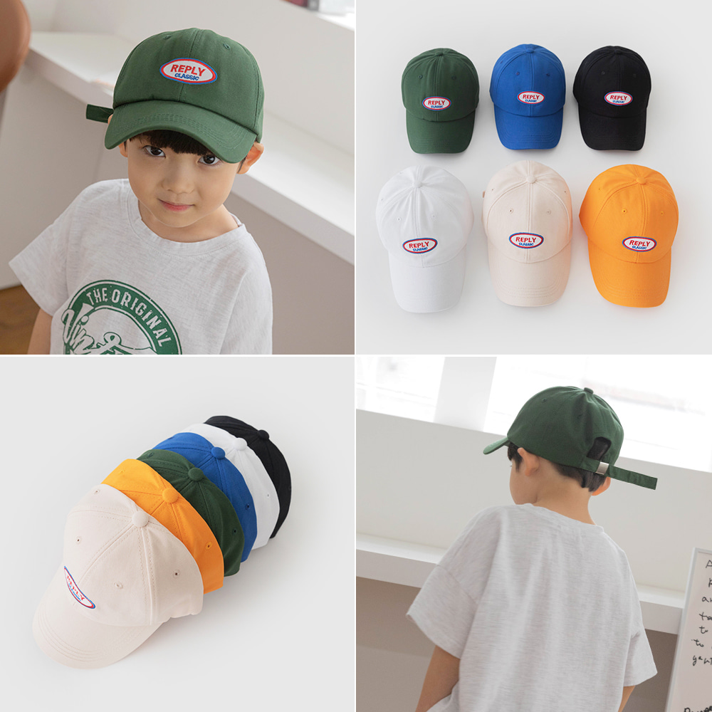 little-bro-리플리자수캡[모자BDG55]♡童裝帽