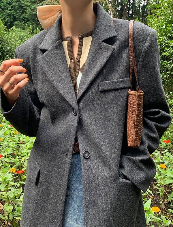browncode-anderson jacket♡韓國女裝外套