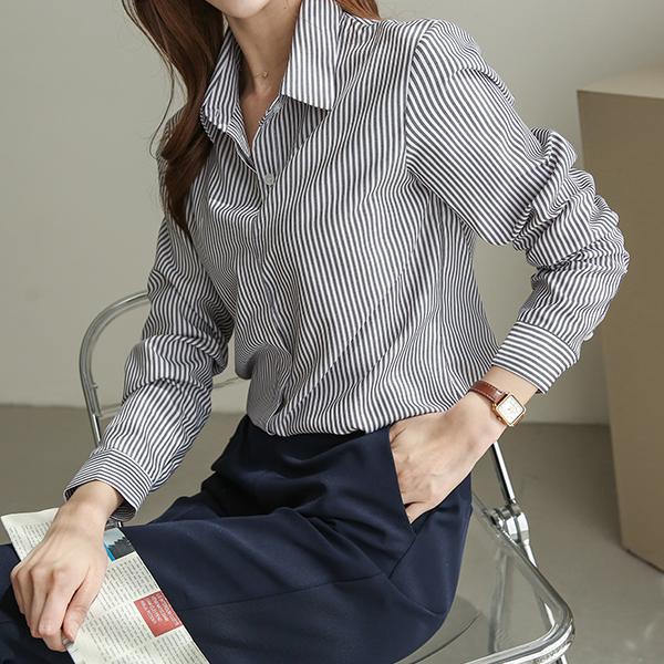 canmart-[링클프리ST셔츠 MA03234]♡韓國女裝上衣