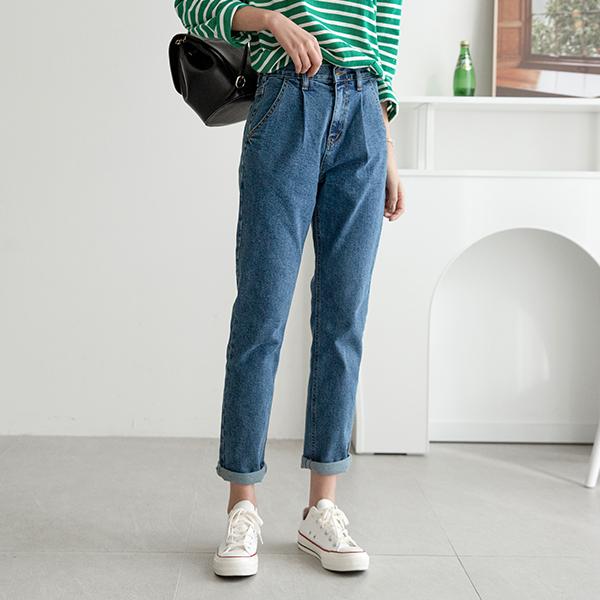 canmart-[에코핀턱배기팬츠 C091555]♡韓國女裝褲