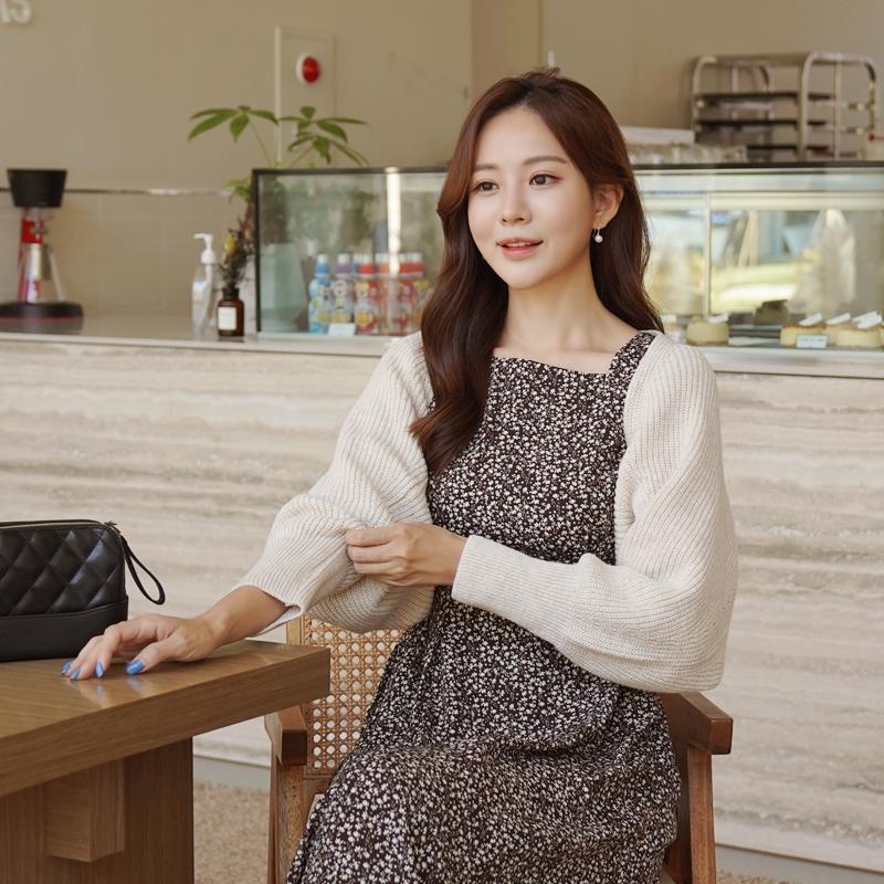 clicknfunny-펠린나 볼레로가디건♡韓國女裝外套