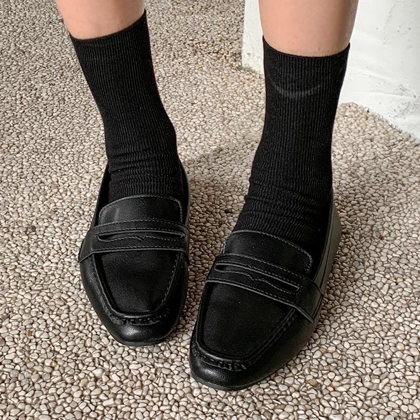 envylook-클래식라인모던로퍼♡韓國女裝鞋