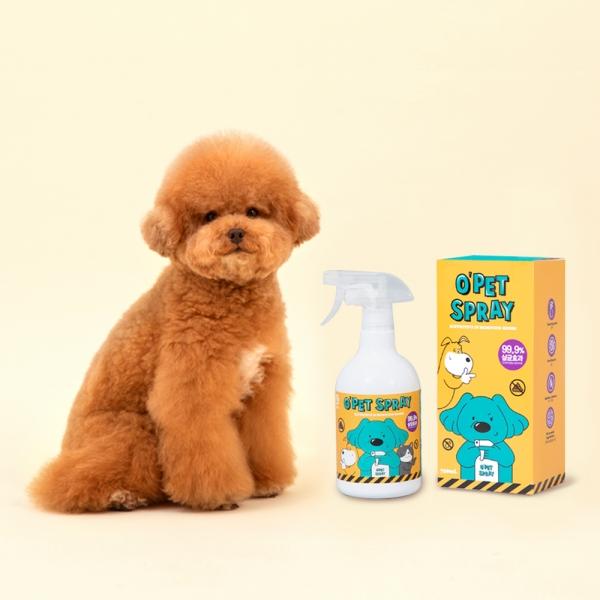 O Pet 寵物殺菌除臭劑