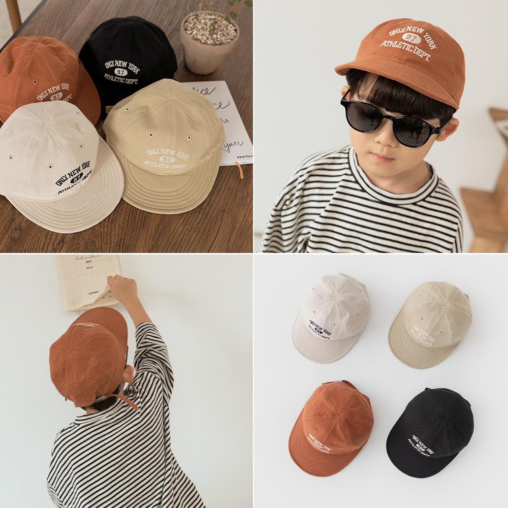 little-bro-온리뉴욕캡[모자BDHV46]♡童裝帽