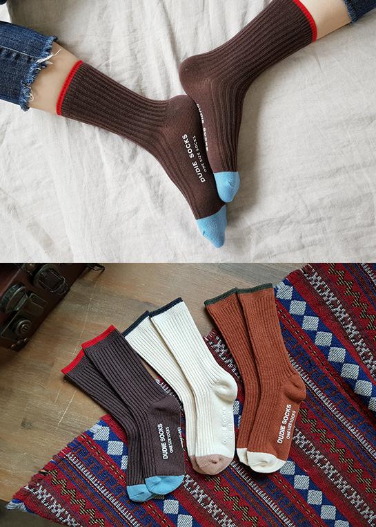 styleggom-앞코 3종세트♡(3對裝)童裝襪子