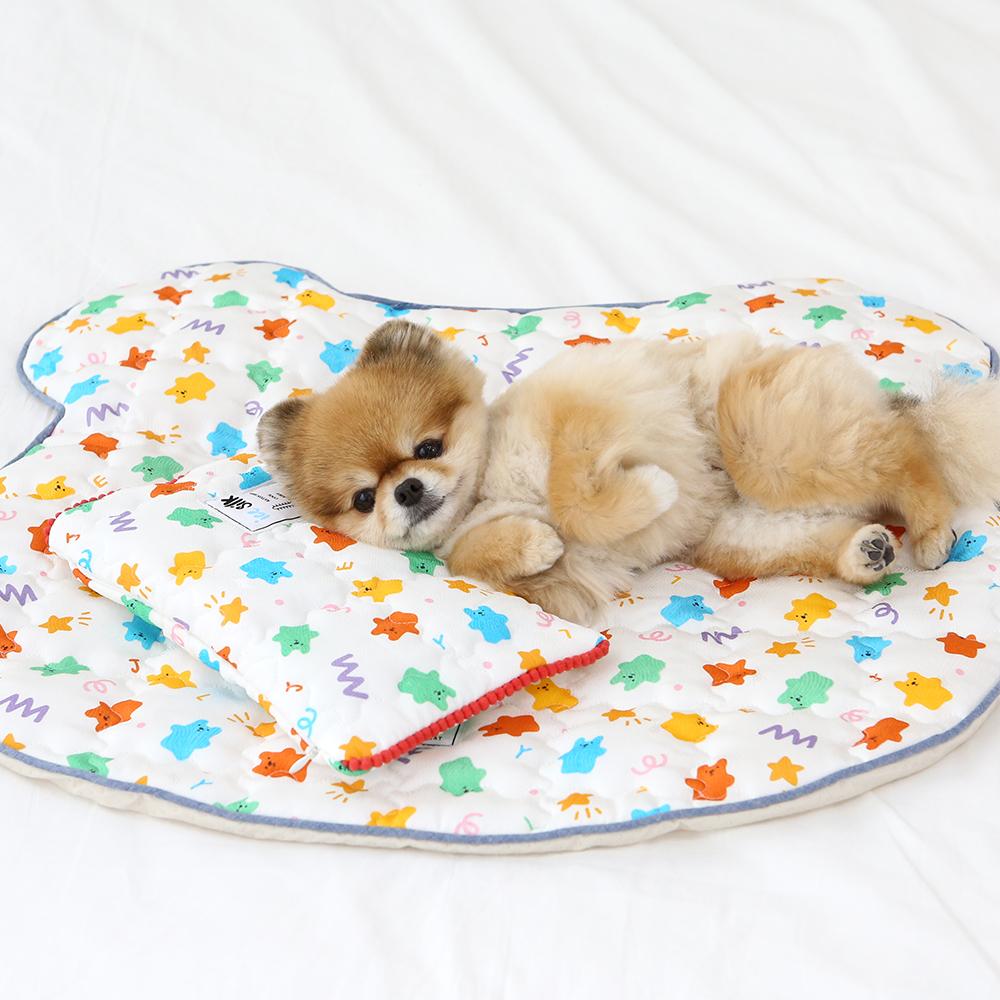 itsdog-[인견 쿨링 매트 (젤리곰)]♡寵物生活用品