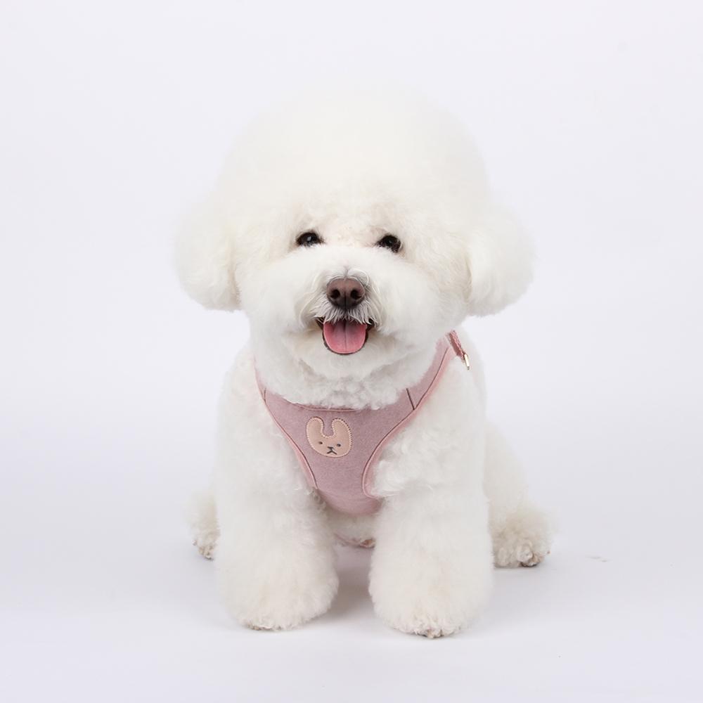itsdog-[마이프렌드 하네스 (핑크)]♡寵物散步帶用品