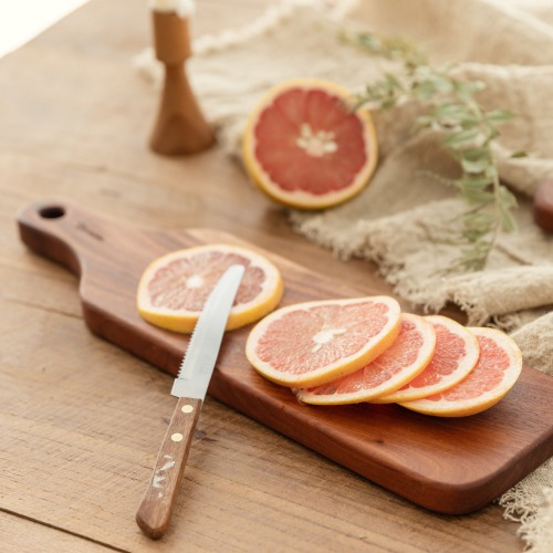 ssueim- 紅木細長木砧板♡韓國家品廚具