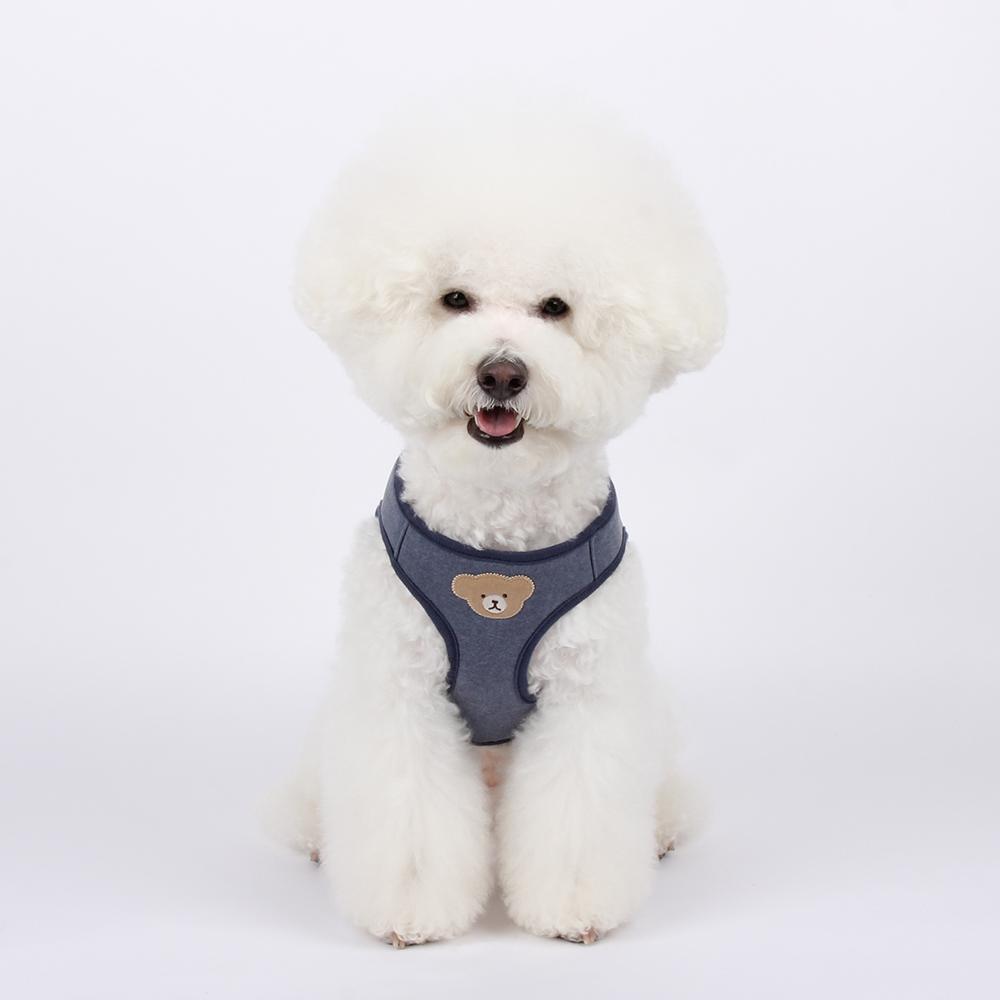 itsdog-[마이프렌드 하네스 (블루)]♡寵物散步帶用品