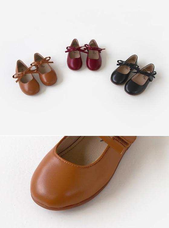 stylenoriter-[CBF] 레이나 플랫 슈즈.sho♡韓國童裝鞋
