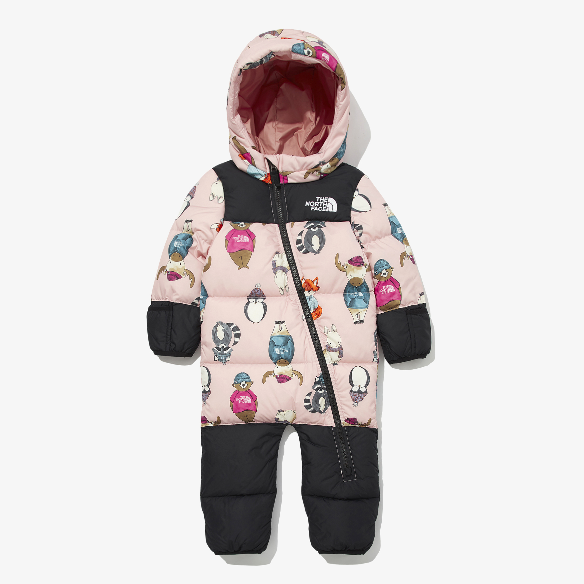 THE NORTH FACE-INFANT NUPTSE ONE PIECE