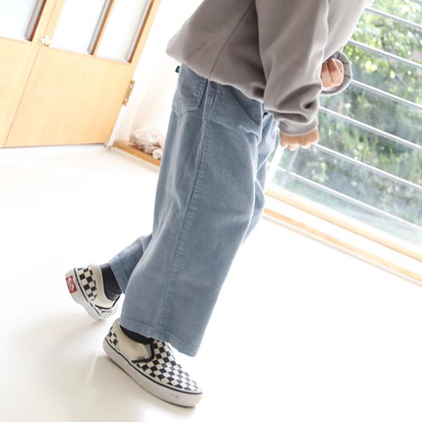 min99kids-골덴와이드팬츠♡韓國童裝褲