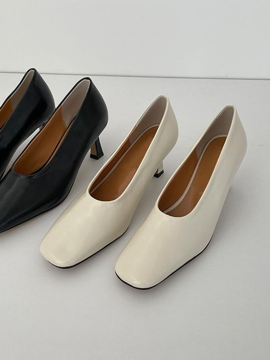 merryaround-하마 미들힐 (shoes)(6.5cm)♡韓國女裝鞋