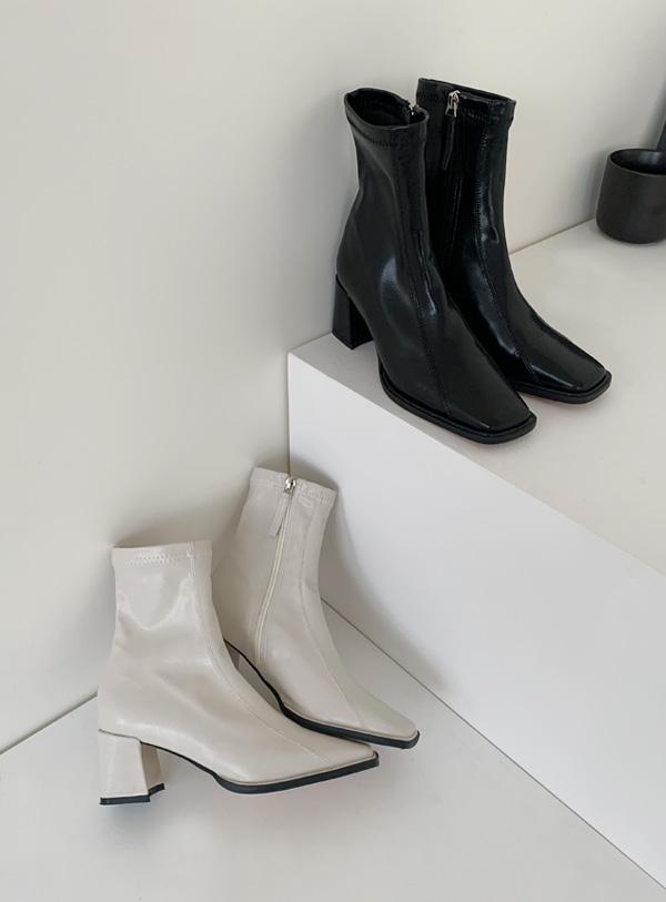 uptownholic-[[기모안감] 모모 앵클부츠 (*2color)]♡韓國女裝鞋