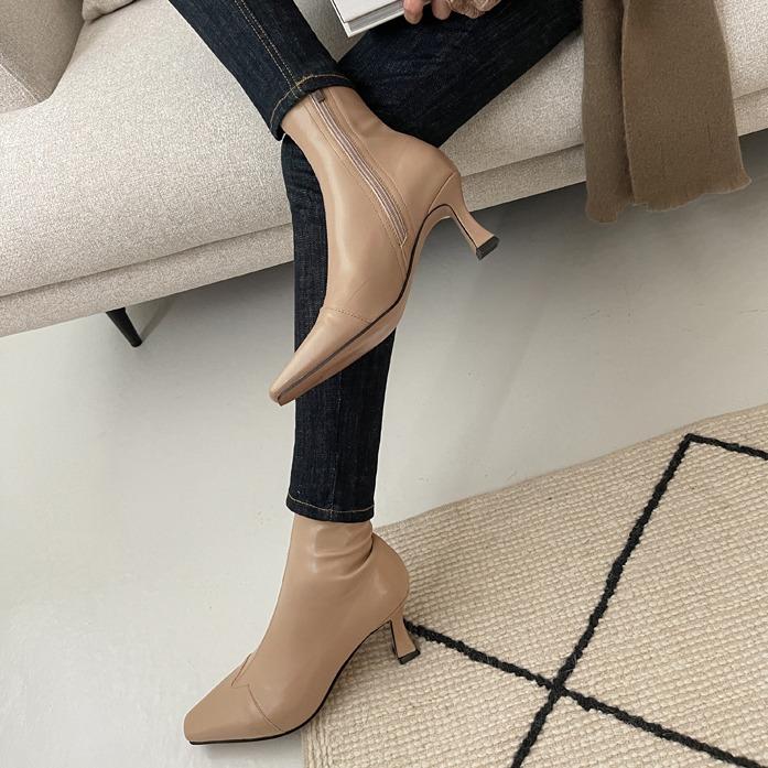 dabagirl-[핫딜]글레인앵클부츠(3226)♡韓國女裝鞋