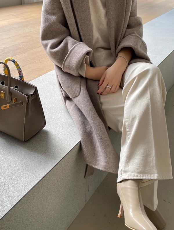 ssumj-세렌 슬림코 앵클부츠(4col)♡韓國女裝鞋