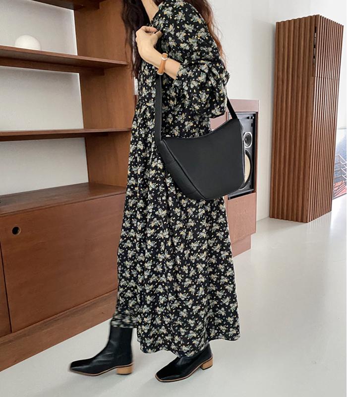sibuya-[아일라 플라워 ops]♡韓國女裝連身裙