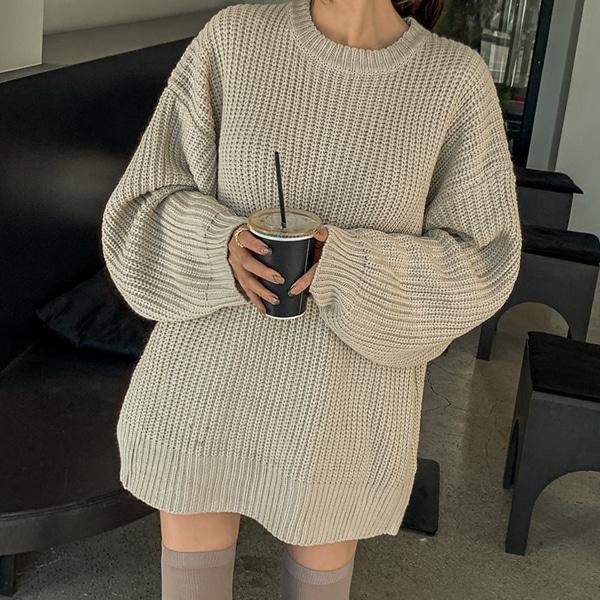 planj-헤이 롱 니트♡韓國女裝上衣