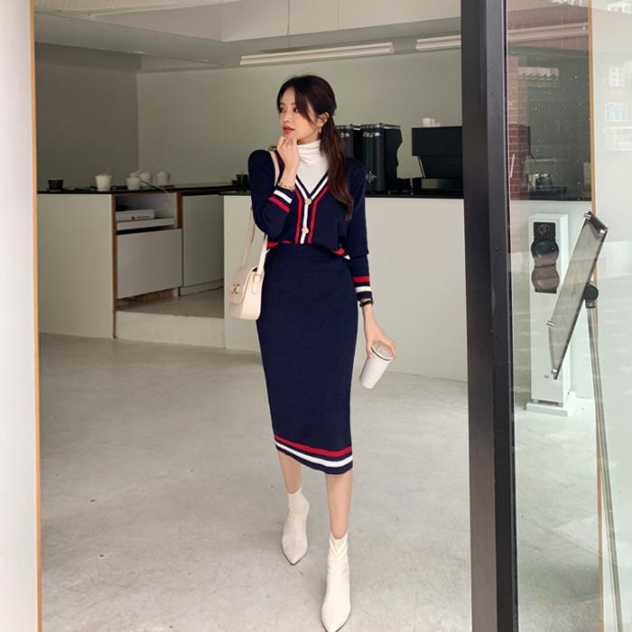 deepny-코리투피스SET♡韓國女裝套裝