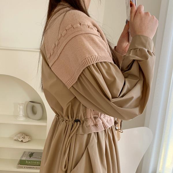66girls-보보니트원피스♡韓國女裝連身裙