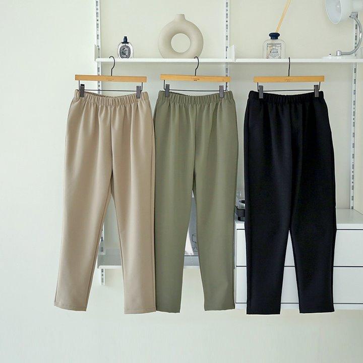 lemite-따끈합포 배기팬츠(합포안감,주문폭주)♡韓國女裝褲