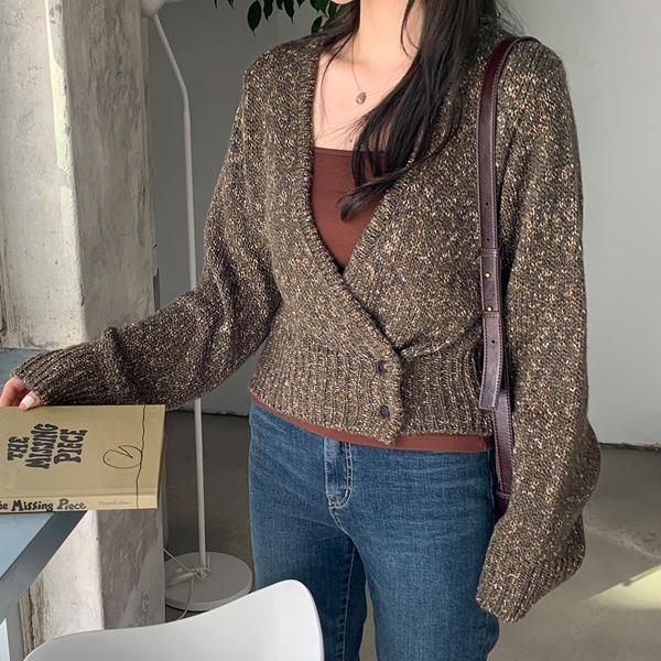 66girls-보카딥브이크롭CD♡韓國女裝外套