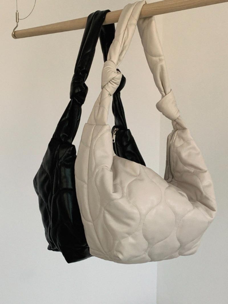 mollymanon-Coty quilting cross bag♡韓國女裝袋