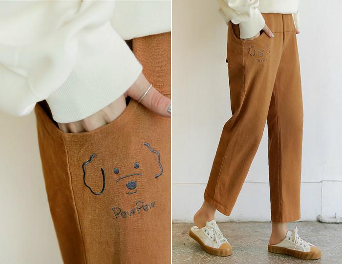 pinksisly-♡韓國女裝褲
