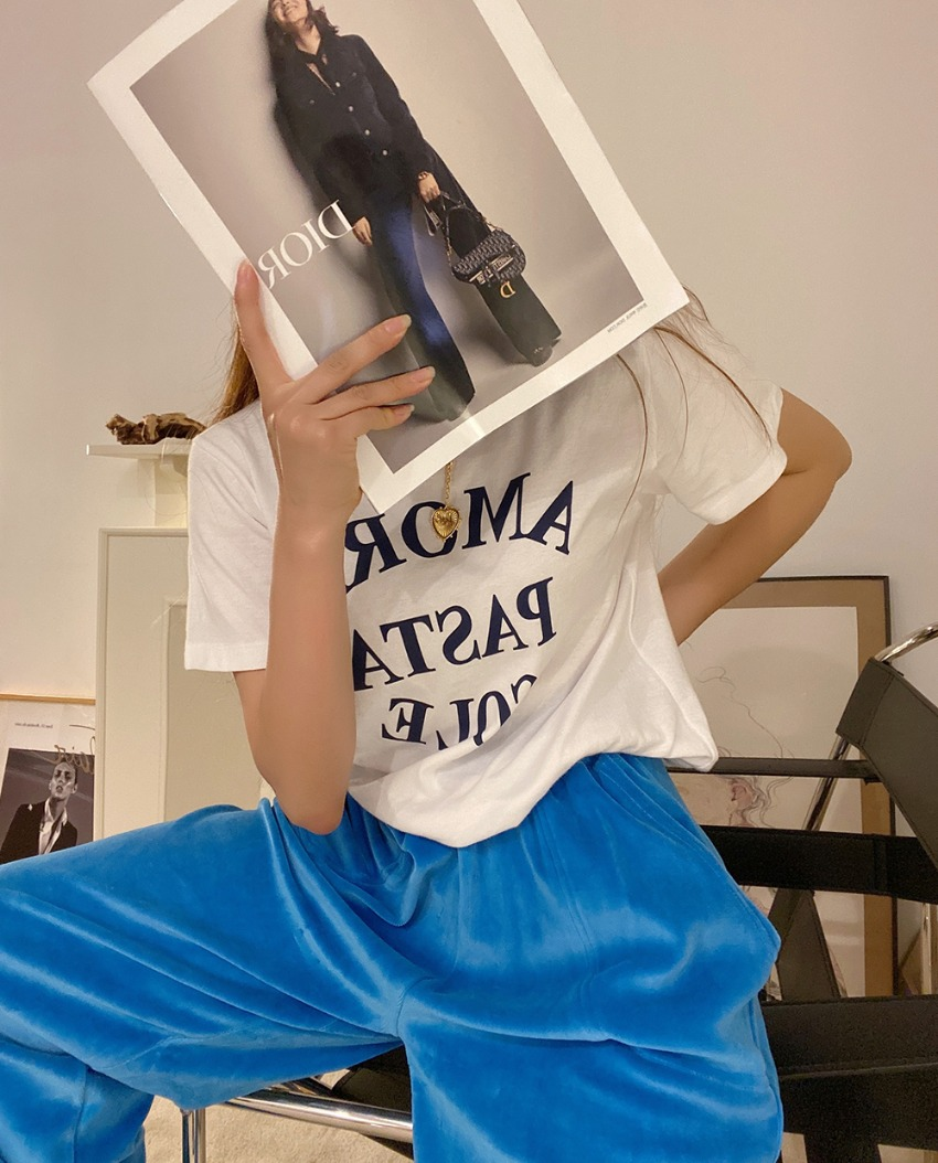 myclassy-Amor T-shirt♡韓國女裝上衣