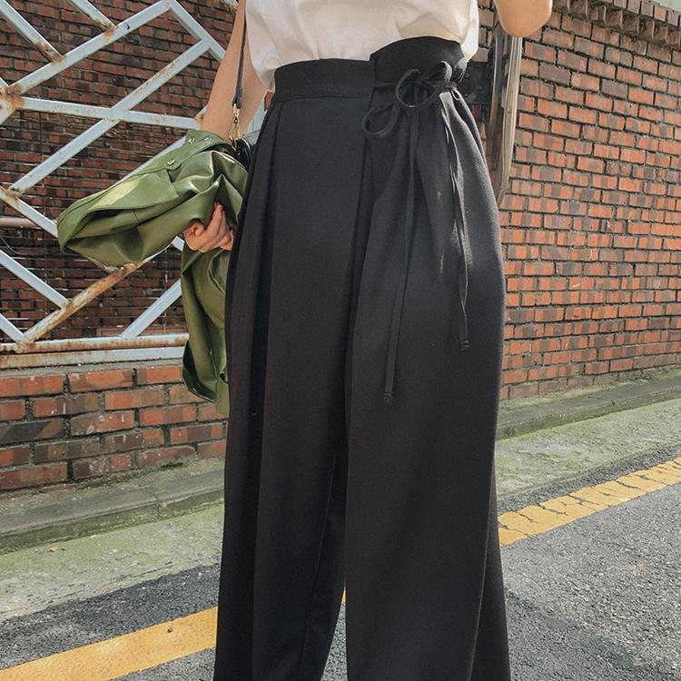 hanaunni-브리허 -pt♡韓國女裝褲