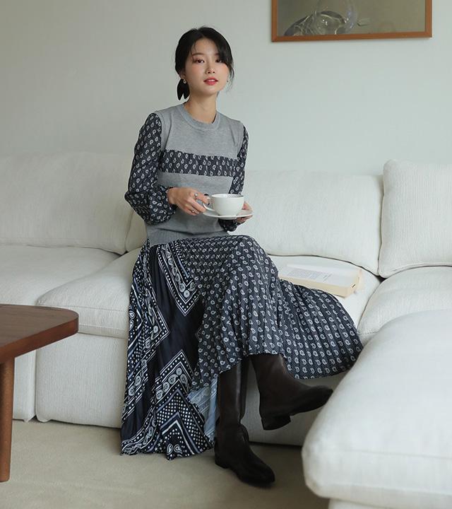 roompacker-♡韓國女裝連身裙套裝